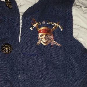 Disney Jack Sparrow----Size small